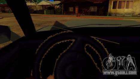Rotating the wheel for standard cars for GTA San Andreas third screenshot