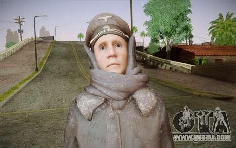 Friedrich Steiner из CoD: Black Ops for GTA San Andreas third screenshot