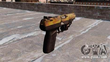 Gun FN Five seveN LAM Fall for GTA 4 second screenshot