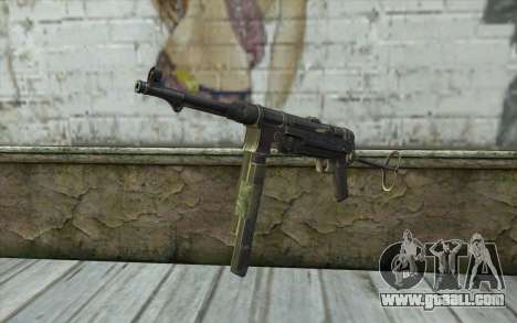 MP-40 Dual Mags for GTA San Andreas