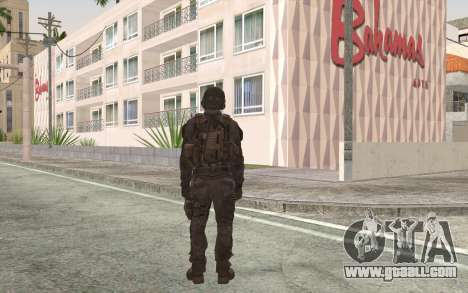 Keegan P. Russ for GTA San Andreas second screenshot