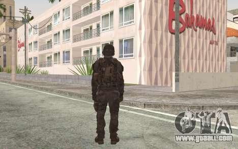 Keegan P. Russ for GTA San Andreas second screenshot