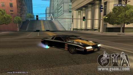 Elegy-Hotring for GTA San Andreas