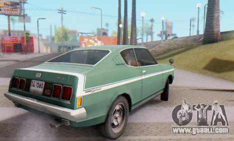 Mitsubishi Galant GTO-MR for GTA San Andreas side view