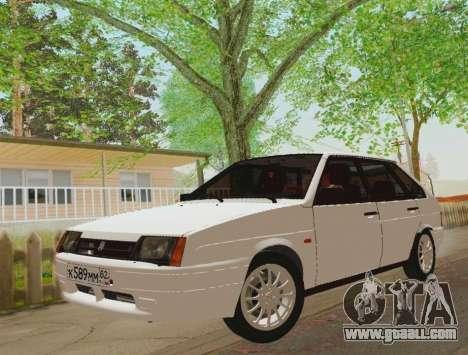 VAZ-21093 for GTA San Andreas