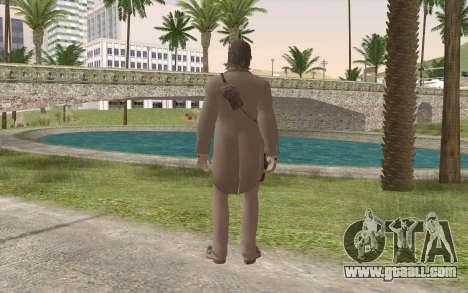 John Marston Gentleman Attire for GTA San Andreas second screenshot
