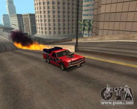 Rocket Picador GT for GTA San Andreas
