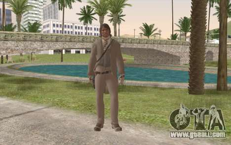 John Marston Gentleman Attire for GTA San Andreas