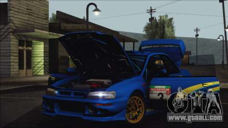 Subaru Impreza 22B STi 1998 for GTA San Andreas