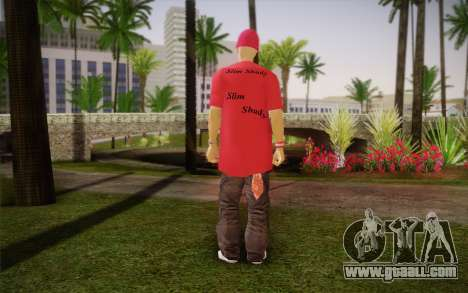 Eminem for GTA San Andreas second screenshot