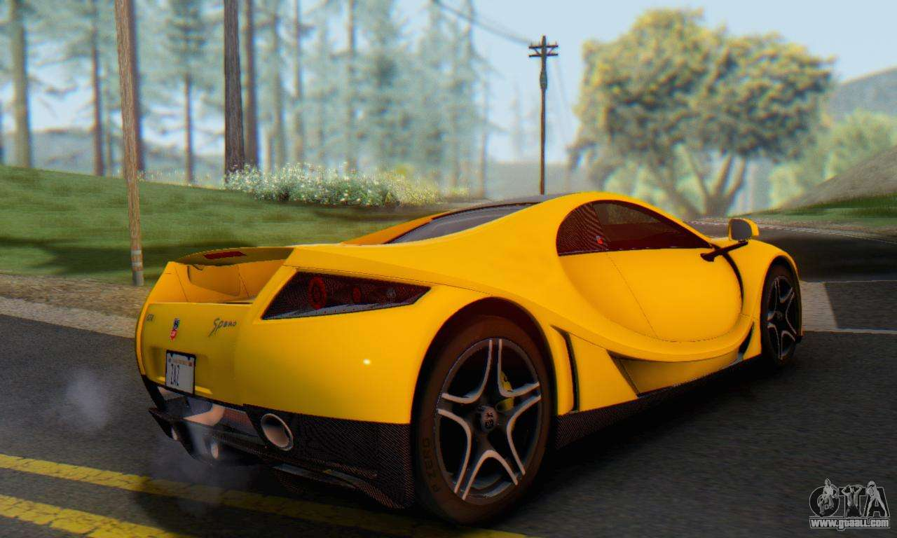 gta spano 2014 ivf for gta san andreas