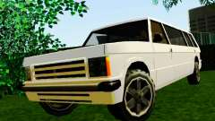 Huntley Limousine for GTA San Andreas