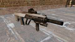 Machine Steyr AUG-A3 Chrome
