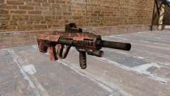 Machine Steyr AUG-A3 Red tiger