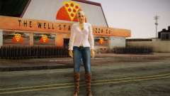 Sarah from DoA for GTA San Andreas