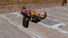 Gun FN Five seveN LAM Graffitti