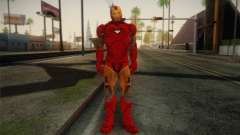 Iron man for GTA San Andreas