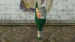 Broken bottle from GTA 5