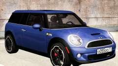 Mini Cooper Clubman JCW for GTA San Andreas