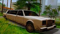 Greenwood Limousine for GTA San Andreas