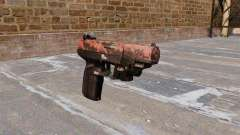 Gun FN Five seveN LAM Red tiger