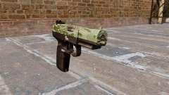 Gun FN Five seveN Green Camo