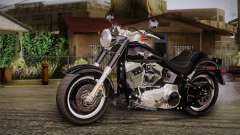 Harley-Davidson Fat Boy Lo 2010