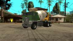 Cement carrier of GTA 4 for GTA San Andreas