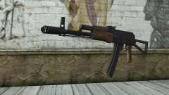 AK74 Rifle for GTA San Andreas