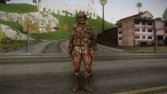 U.S. Soldier v1 for GTA San Andreas