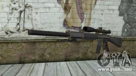 SC25 Sniper Rifle for GTA San Andreas
