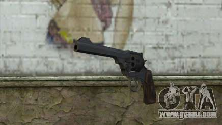 Revolver (Deadfall Adventures) for GTA San Andreas