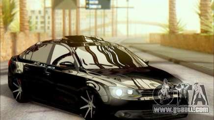 Volkswagen Jetta 1.4 МТ Comfortline for GTA San Andreas