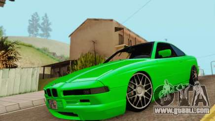 BMW 850CSI 1996 for GTA San Andreas