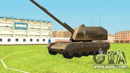 Rhino tp.RVNG-AM cal.155 for GTA San Andreas