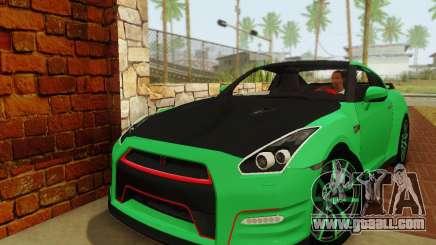 Nissan GTR Streets Edition for GTA San Andreas