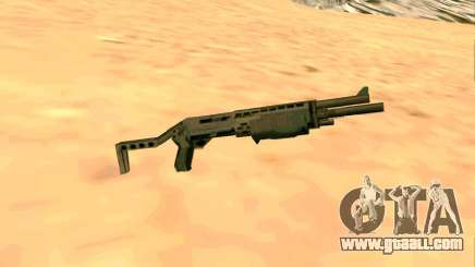 SPAS-12 из Vice City Stories for GTA San Andreas