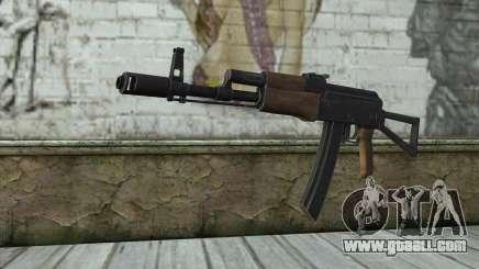 AK74 Rifle for GTA San Andreas