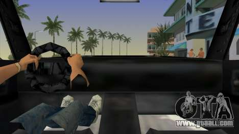 Re Admiral for GTA Vice City back left view