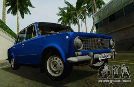 VAZ 2101 for GTA San Andreas