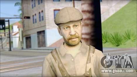 Male Civilian Worker for GTA San Andreas third screenshot