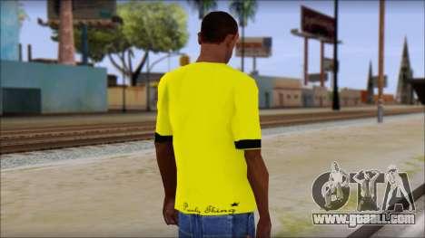 Star Wars Clone T-Shirt for GTA San Andreas second screenshot