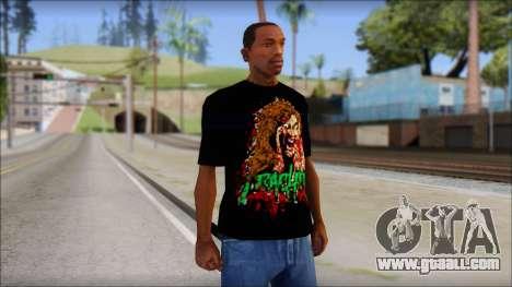 Trapheim T-Shirt Mod for GTA San Andreas