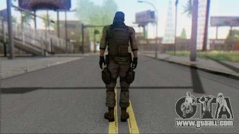 Piers Nivans v1 for GTA San Andreas second screenshot