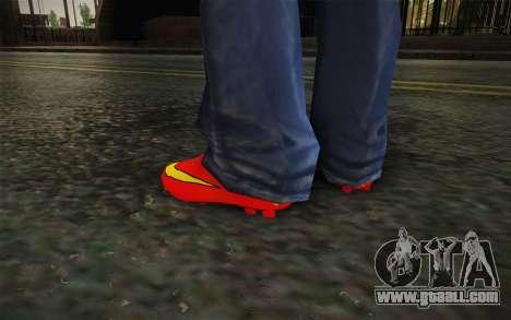 Nike Mercurial Victory 2014 for GTA San Andreas third screenshot