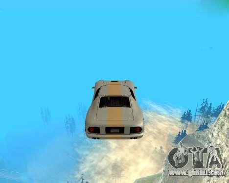 Surf and Fly for GTA San Andreas third screenshot