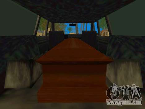 Perennial Сatafalque for GTA San Andreas right view