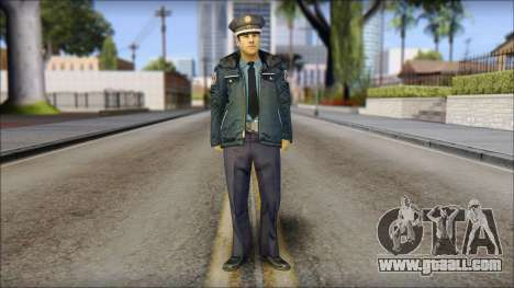 Deutscher Polizist for GTA San Andreas