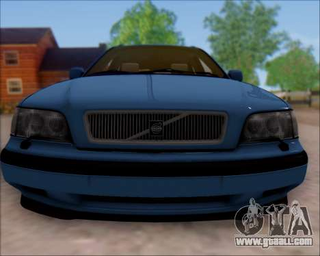 Volvo V40 for GTA San Andreas left view
