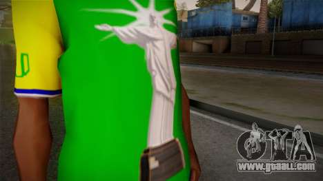 RIO T-Shirt for GTA San Andreas third screenshot